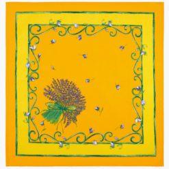 Bouquet de Lavande Jaune Napkin