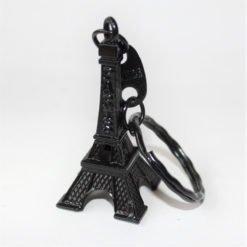 Eiffel Tower Keying Black
