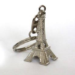 Eiffel Tower Keying Silver