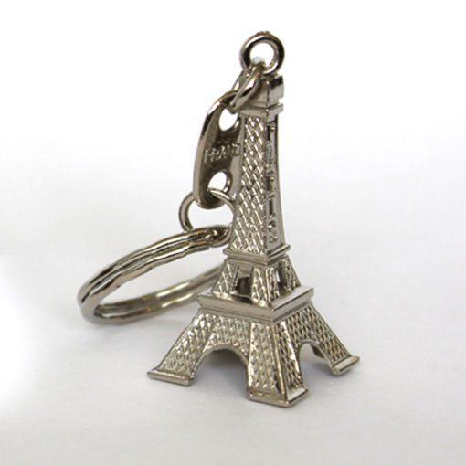 Eiffel Tower Keying Silver