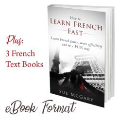 How To Learn French Fast Package