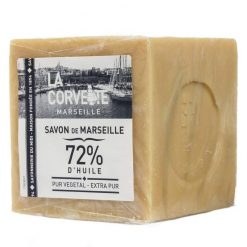 Natural Savon de Marseille Soap Cube