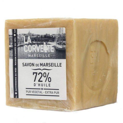 Natural Savon de Marseille Soap Cube