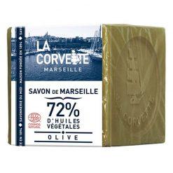 Olive Savon de Marseille Soap Cube