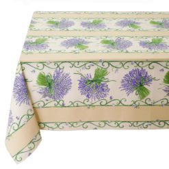 Bouquet de Lavande Ecru Linear