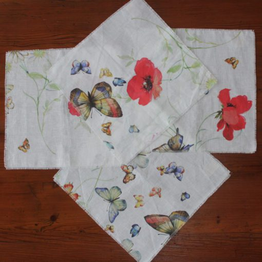 Butterfly Napkin Display