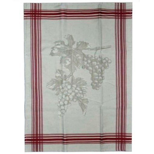 Tea Towel Grapes