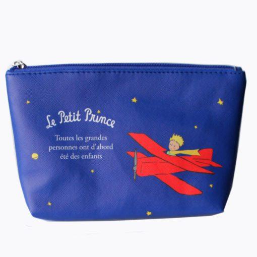 Pouch Le Petit Prince Bleu