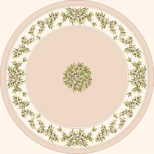 Nyons Round Pattern