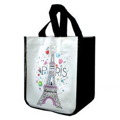 Shopping Bag Paris Side