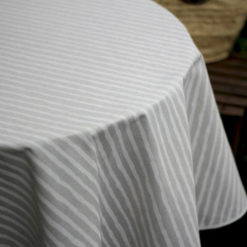 Elegance Round Tablecloth Detail