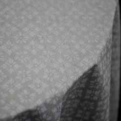 Versailles Round Tablecloth Detail