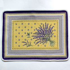 Castillon Jaune French Placemat