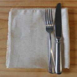 Natural French Linen Napkin