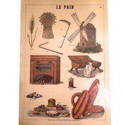 Le Pain vintage poster