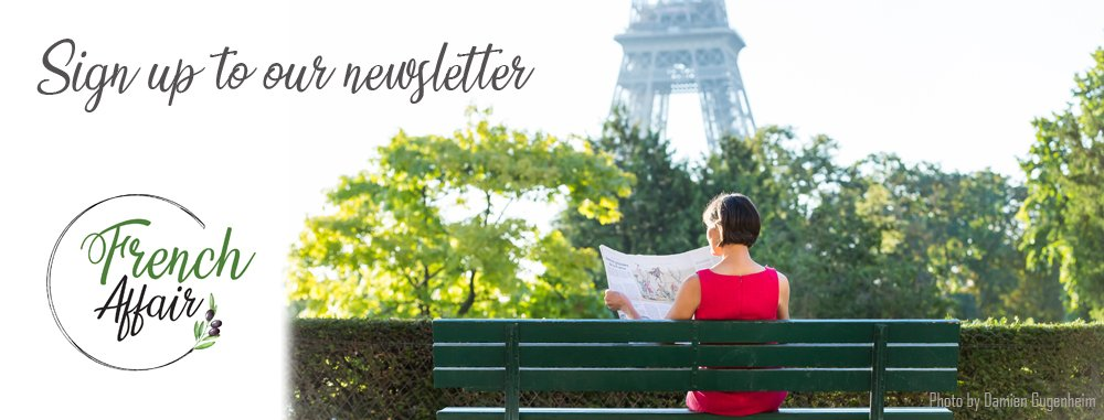 Newsletter Sign Up Page