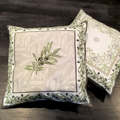 Cushion Cover Auriol Vert Double