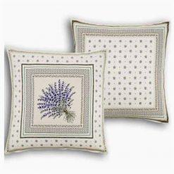 Cushion Cover Castillon Lavande