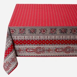 Bastide Rouge Tablecloth