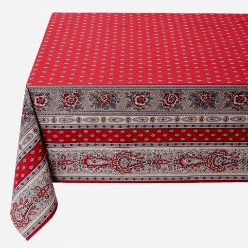 Bastide Rouge Tablecloth