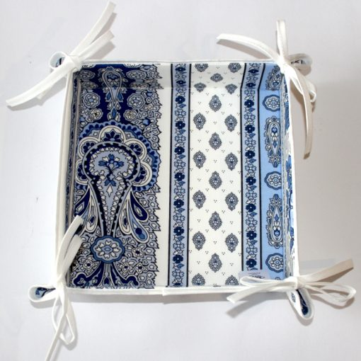Bread Basket Bastide Bleu Blanc