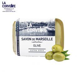 100g Olive Savon de Marseille
