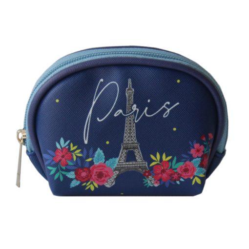 Blue Paris Purse