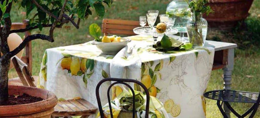 Love Linen Tablecloths