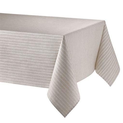 Elegance Tablecloth on Table