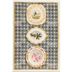 Linen Tea Towel Limoges