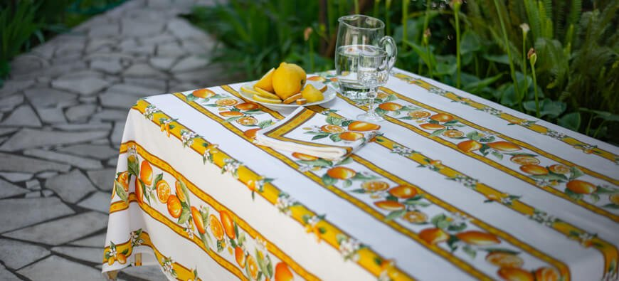 French Tablecloths of Provence History